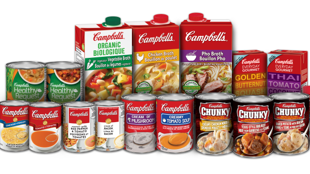 campbell soup company audit case