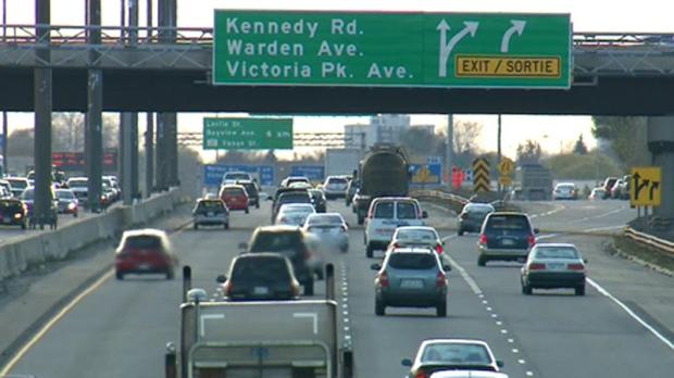 Разборки на дорогах: стрельба на 401-м хайвее