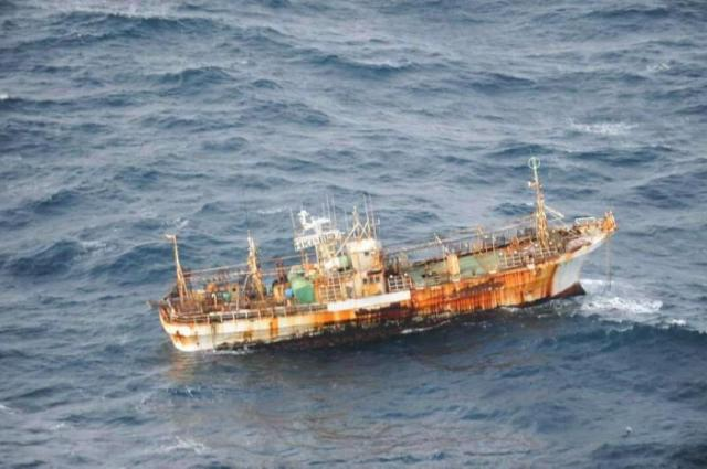 Канада объявила «войну» чужим ржавым кораблям
