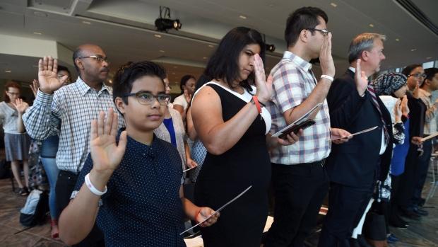 Иммигранты меняют лицо Канады