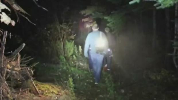В брошенном канадском городе водятся привидения?
