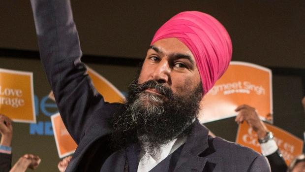 Лидер Новой Демократической партии сложил депутатские полномочия в Онтарио