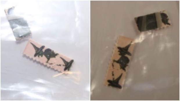 В Виннипеге обнаружены опасные блоттеры