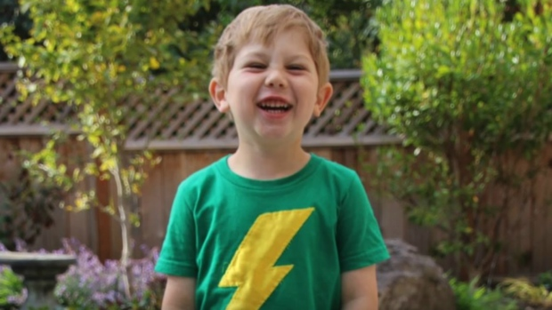 Канадский мальчишка придумал новый термин «левидром»