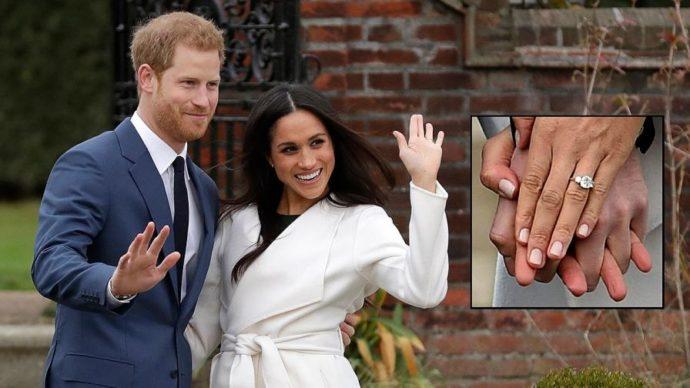 Принц Гарри женится в прямом эфире