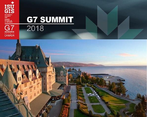 Премьер-министр Канады огласил темы для очередного саммита G7