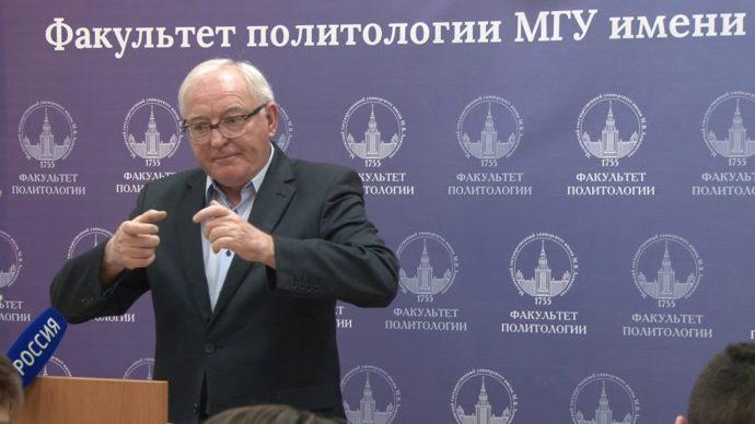Эксперт из Канады рассказал о возрождении великой России