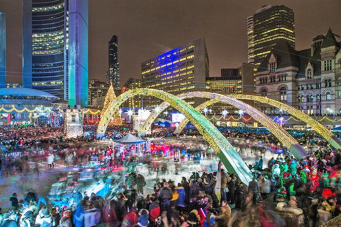 Рождественскую ярмарку закрыли из-за морозов