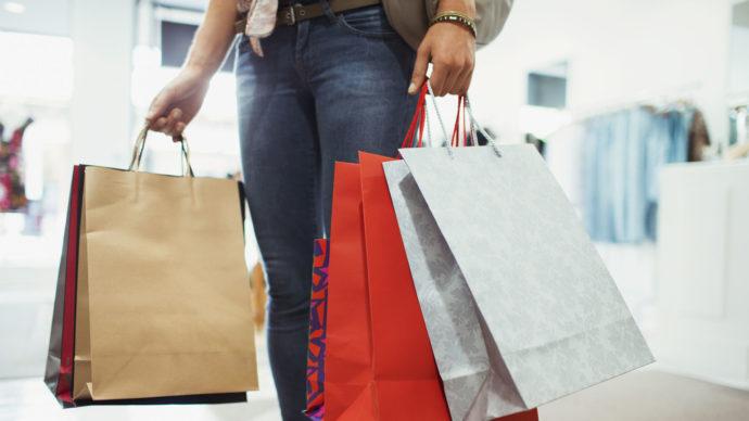 Праздничный шопинг: будьте бдительны!
