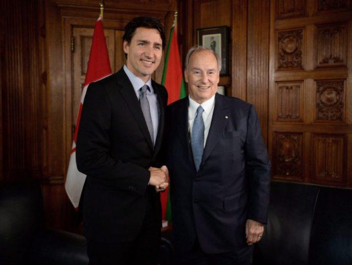 """Премьер-министр Канады виноват в """"конфликте интересов"""""""