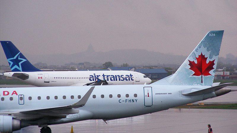 Увеличивается число авиарейсов между Канадой и Израилем