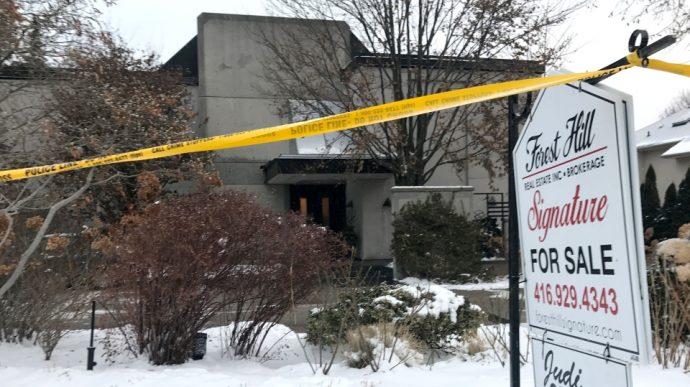 Официальная версия полиции: Барри и Хани Шерман были убиты