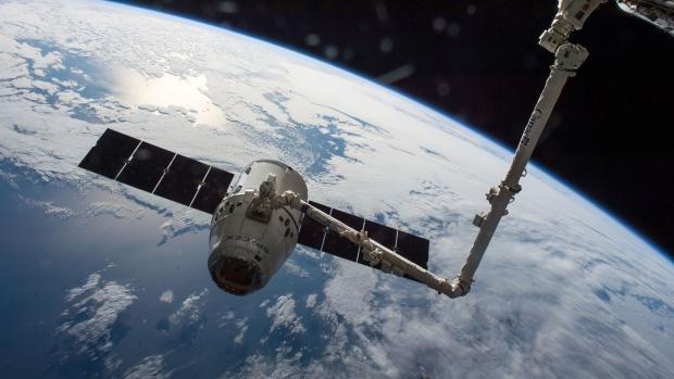Канадские инженеры исправили неполадки космической «руки»