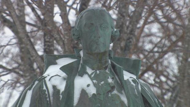 Памятник основателю канадского Галифакса решено демонтировать