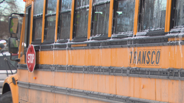Монреаль остался без школьных автобусов