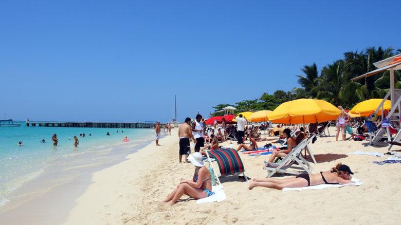 На курортах Монтего-Бей на Ямайке сложилась крайне опасная обстановка