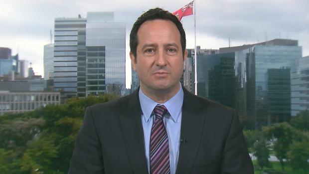 Журналист телеканала CTV News отстранен от обязанностей из-за обвинений в его адрес