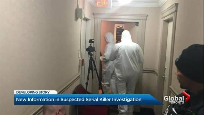 Подробности дела подозреваемого в серийном убийстве