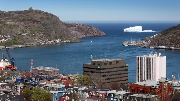 Самый гостеприимный и открытый город Канады— Сент-Джонс на Ньюфаундленде