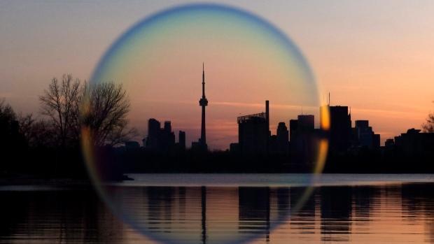 Торонто побил туристические рекорды