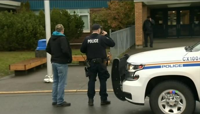 Подростки, угрожавшие школам на острове Ванкувер, арестованы