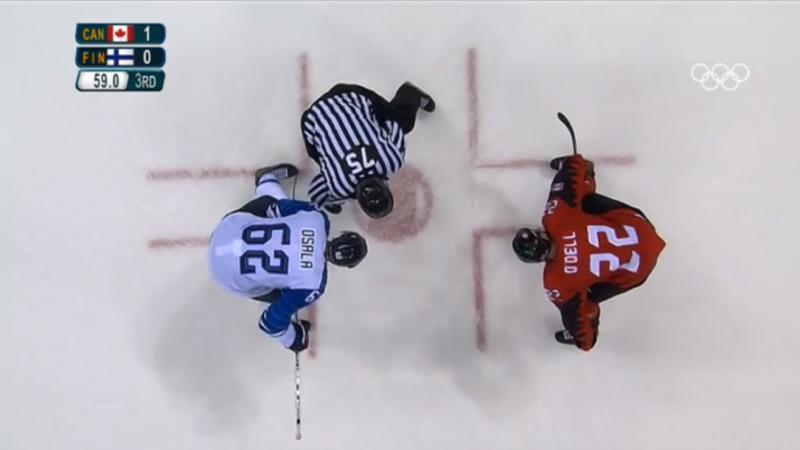 Канадские хоккеисты поборются за медаль в Пхёнчхане