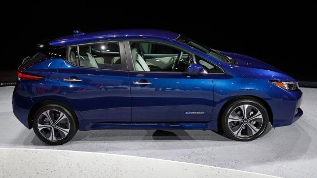 Дождутся ли электромобили денег из канадского бюджета?