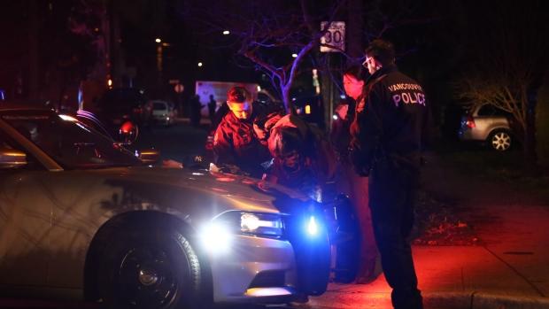 Полиция сорвала ограбление передвижной закусочной в Ванкувере