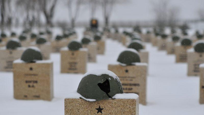 Канадский репортаж: 75-летие Сталинградской битвы