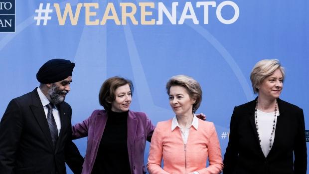 Канада вновь присоединяется к программе AWACS альянса НАТО