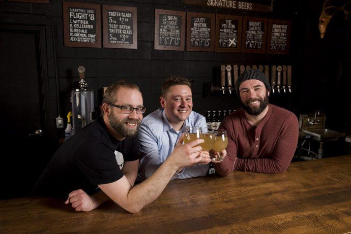 В Виннипеге сварили пиво по тысячелетней давности рецептам