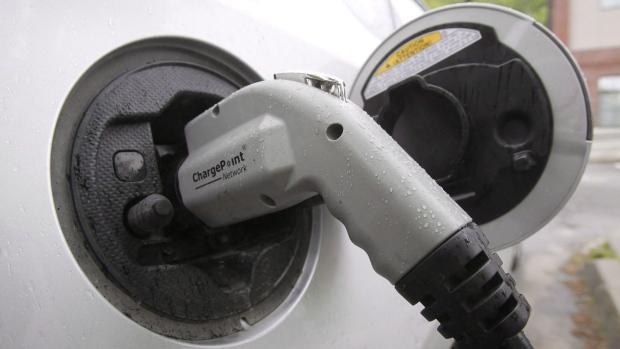 Электромобили можно будет подзарядить и в Новой Шотландии