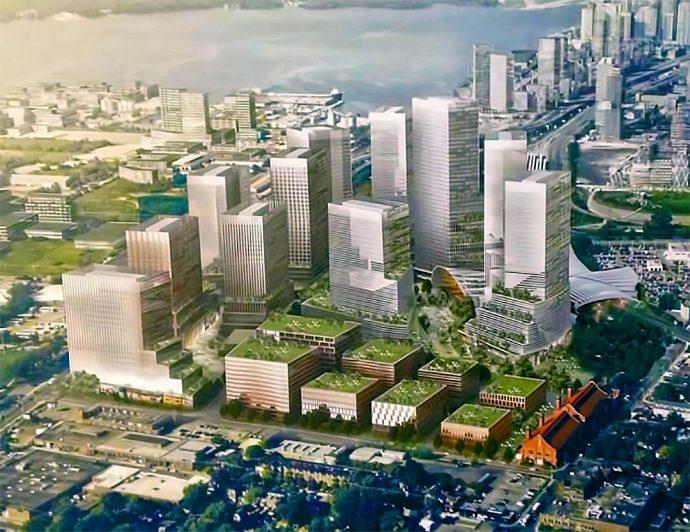Как изменится наш Торонто в ближайшие годы