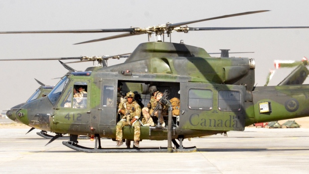 Генерал НАТО затребовал у Канады дополнительные силы для Ирака