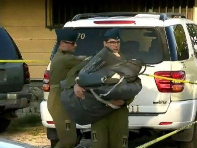 Канадский спасательный плотик стал бомбой во Флориде