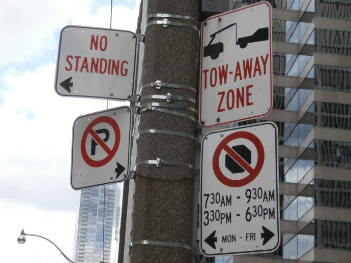 Парковочные льготы в Торонто могут отменить