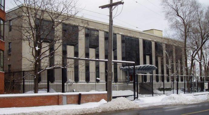 Посольство РФ выражает недоумение в связи с заявлением канадского МИДа