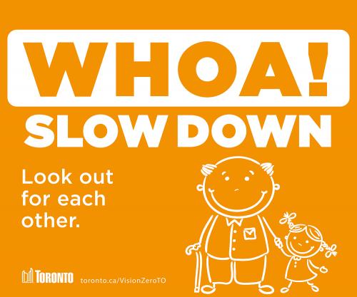 «Slow Down Toronto»