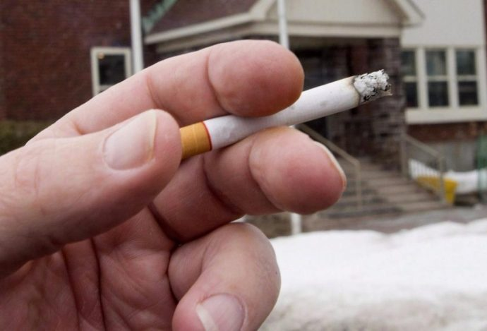 Либералы повысят акциз на сигареты: $4.00 на блок