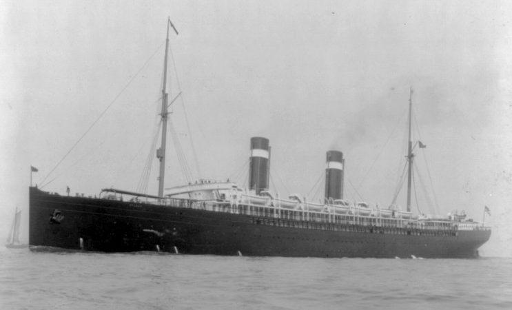 В Военном музее открылась выставка о «еврейском» корабле