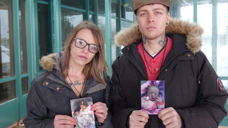 Ребенок умер из-за нехватки больничных коек
