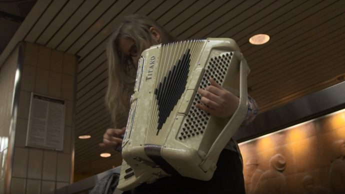 Впервые отбор музыкантов торонтской подземки проводится в Интернете