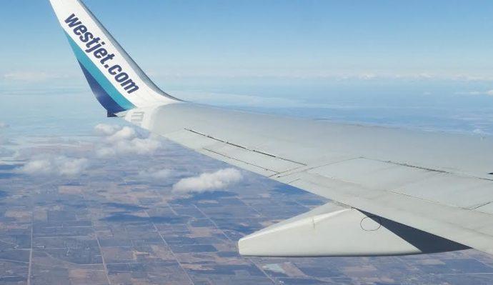 Борпроводники WestJet жалуются, что получают меньше минимума