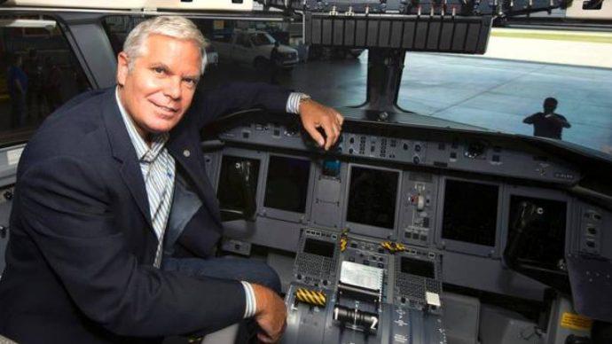 Канадская WestJet сменила генерального директора