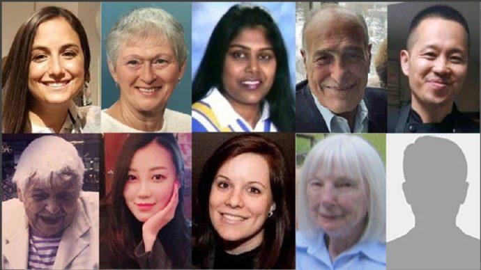 #TorontoStrong: марш памяти и служба памяти жертв трагедии в Норс-Йoрке