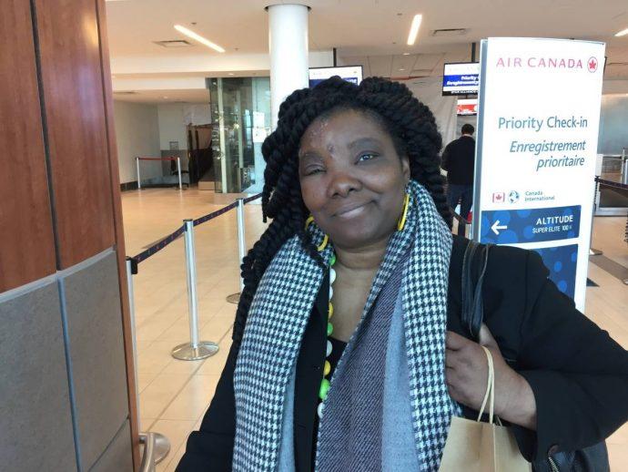 Женщина считает себя униженной действиями персонала Air Canada