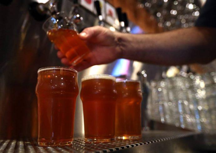Канадское студенчество перестало выпивать?
