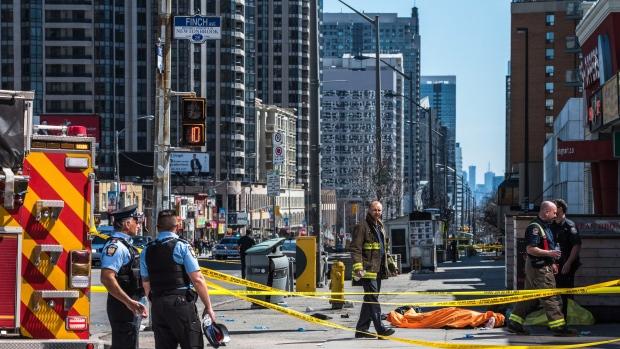Опубликованы имена всех 10 жертв трагедии в Торонто
