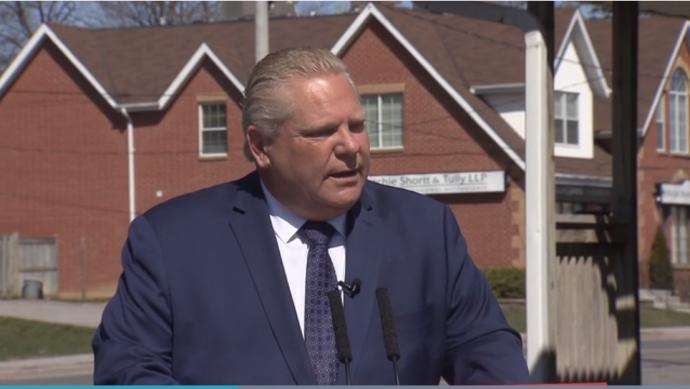 Даг Форд открыт идее частичной застройки «Зеленого пояса» вокруг Торонто