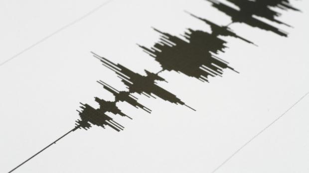 Землетрясение на западе Канады